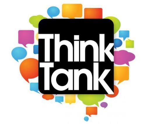 Tài liệu nghiên cứu về thinktank - cách thức tổ chức cơ quan nghiên cứu chuyên nghiệp