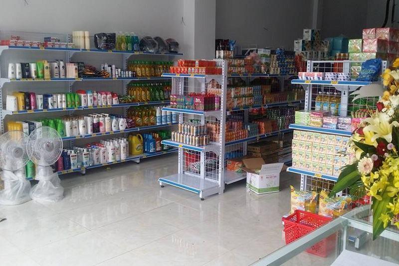 Lợi nhuận từ cửa hàng tạp hóa có phải ít?