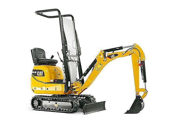 CAT 300.9D Excavator2,061 lb.18 hp
