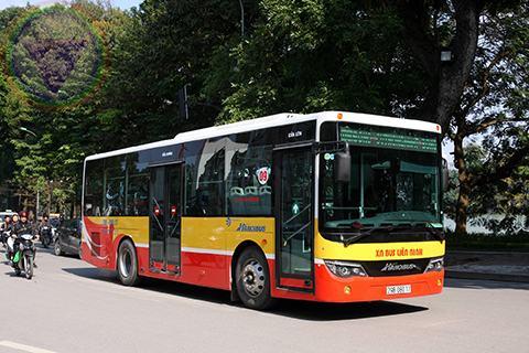 Danh sách các tuyến xe bus tới các đại học, cao đẳng tại Hà Nội