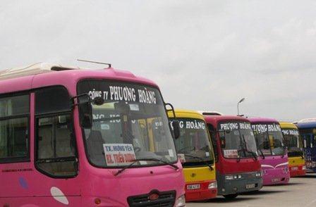 Xe về Thái Thụy - Thái Bình từ Hà Nội