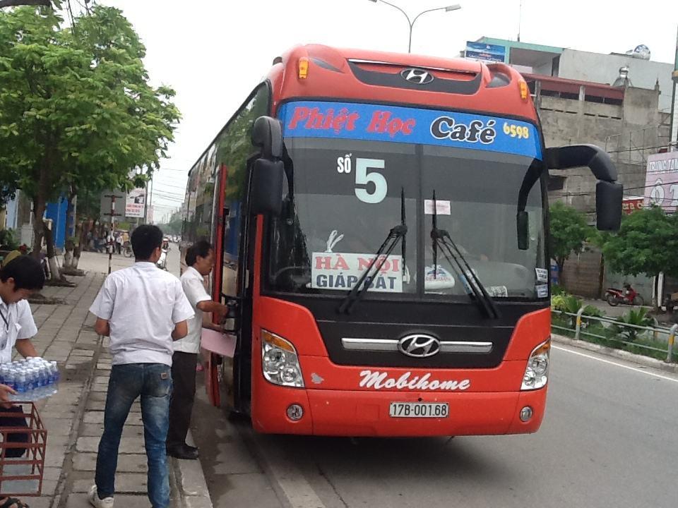 Xe khách Thái Bình Hà Nội, xe 16 chỗ, nhà xe về Thái Bình từ Hà Nội và các tỉnh (update 2020)