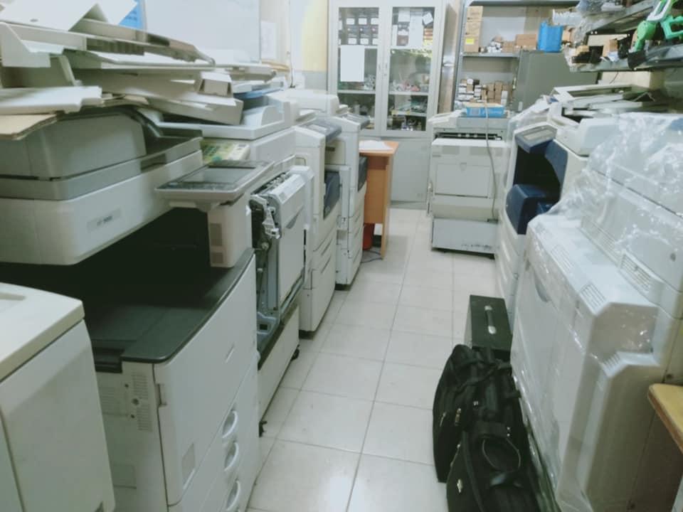 Cho thuê máy photocopy tại Hà Nội và các KCN Hà Nam, Hải Dương, Hưng Yên