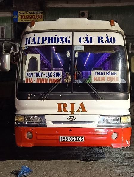 Tổng hợp xe khách chạy từ Hải Phòng đến Ninh Bình