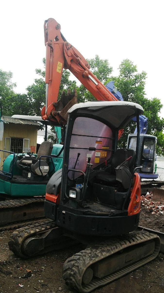 Máy xúc đào Mini HITACHI ZX30UR-1