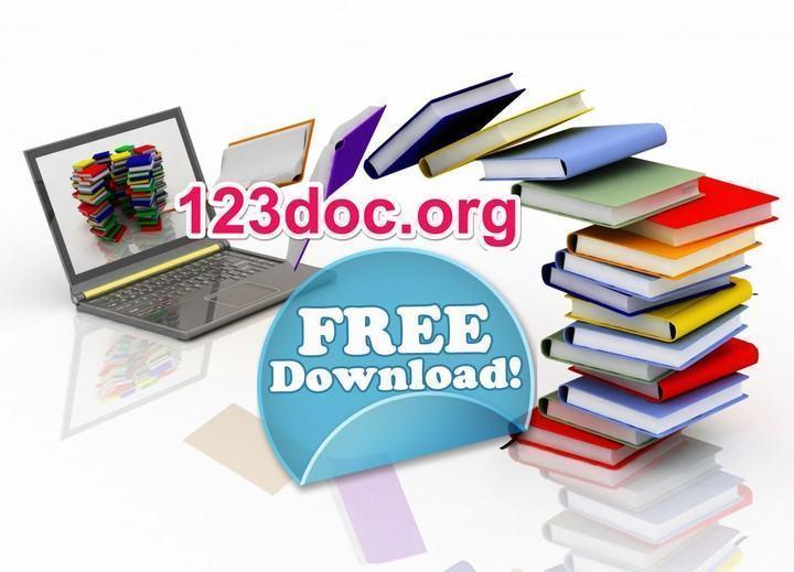 Hướng dẫn tải tài liệu 123doc.net miễn phí mới nhất 2020