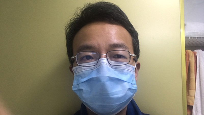 Wan Qian hiện là giảng viên Trường Đại học Khoa học và công Nghệ Hoa Trung ở Vũ Hán. Ảnh: The paper.cn