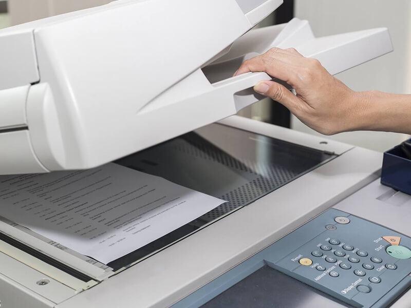 Chia sẻ kinh nghiệm đi thuê máy photocopy