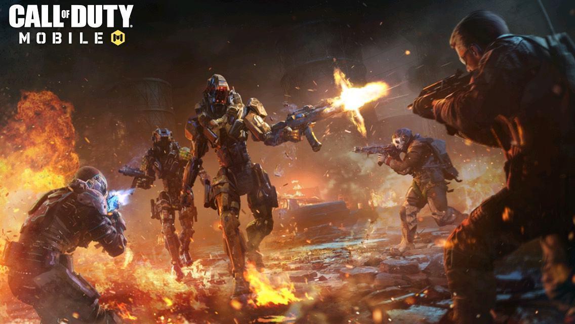 Làn sóng mới cho game thủ Call Of Duty - Cuộc cải cách mới cho các tự game FPS mobile