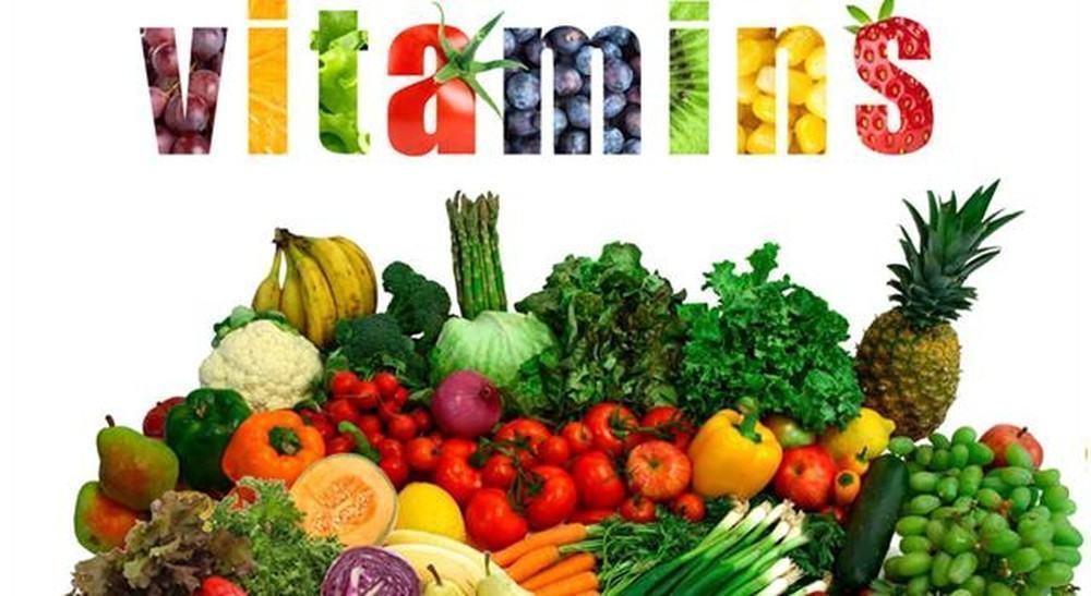 """Những dấu hiệu chứng tỏ bạn đang """"khát"""" vitamin"""