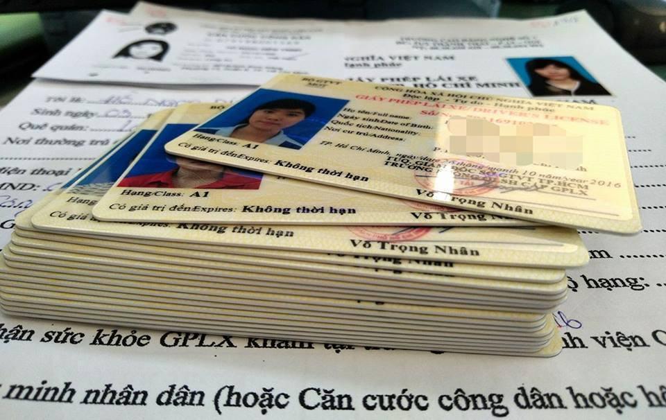 Hướng dẫn đổi mới và cấp lại giấy phép lái xe online nhanh chóng thuận tiện
