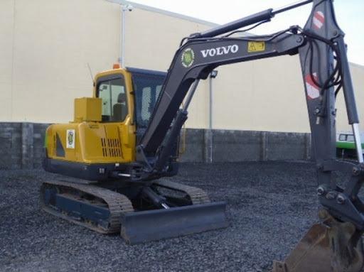 Máy xúc đào mini Volvo T01
