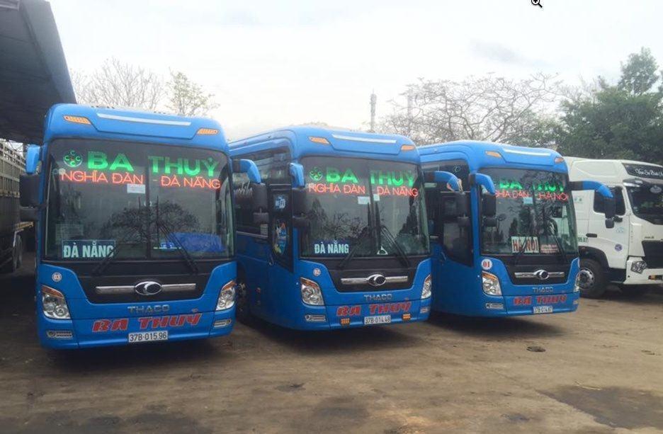 Tổng hợp xe khách Sài Gòn- Hồ Chí Minh đi Đà Nẵng