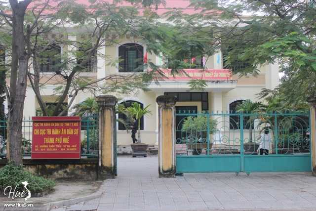 Cục Thi hành án dân sự tỉnh Thừa Thiên Huế tiếp nhận công chức chuyên ngành kế toán năm 2020