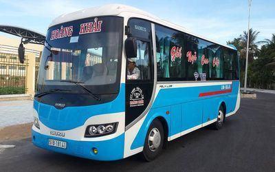 Tổng hợp xe khách Sài Gòn - Bến Tre giá rẻ - lịch sự