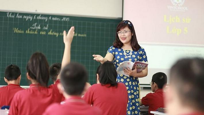 UBND TP.Hà Nội tuyển dụng 5500 giáo viên năm 2020
