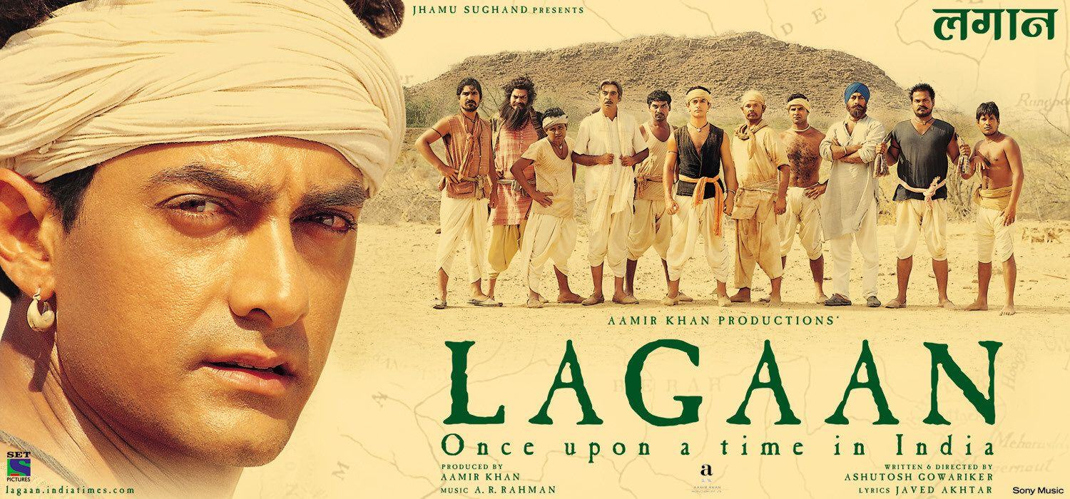 Lagaan Once Upon a Time in India (2001)