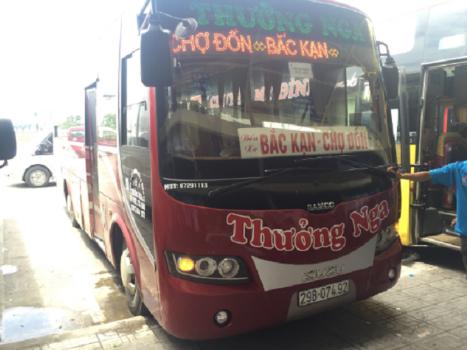 Tổng hợp xe khách chạy tuyến Hà Nội - Bắc Kạn