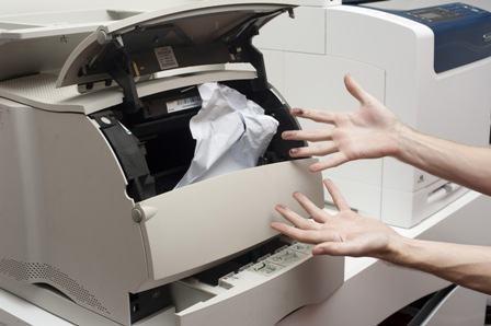 Máy in Xerox và một số lỗi cơ bản các bạn có thể tự sửa ngay tại nhà