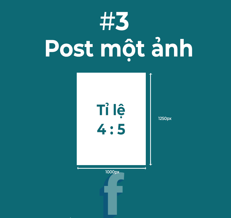 Post một ảnh tỉ lệ 4:5