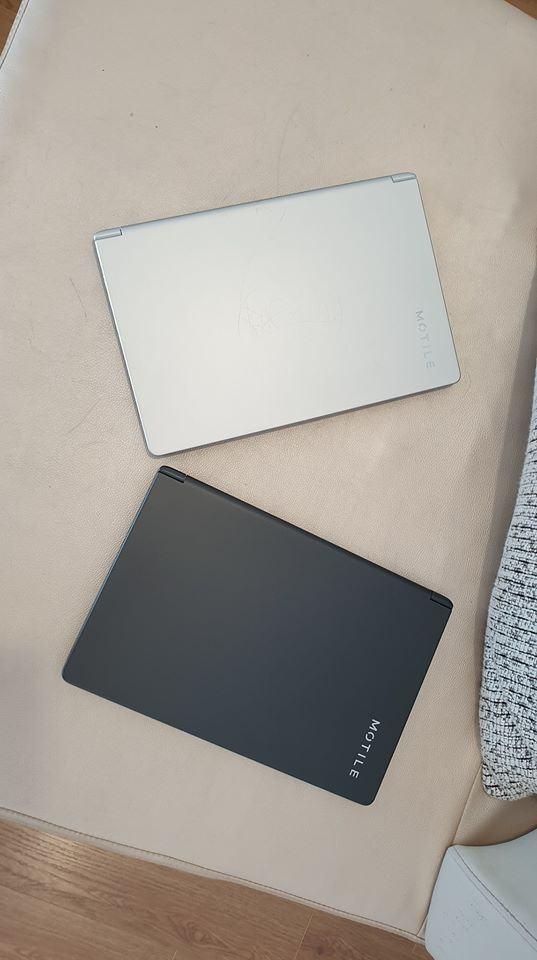 Motile 142 Grey dòng laptop siêu nhỏ nhẹ giá cực rẻ