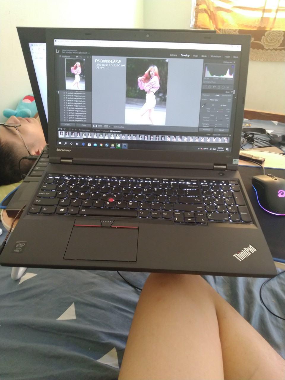 Đánh giá laptop Thinkpad W541 máy trạm đồ họa cao cấp