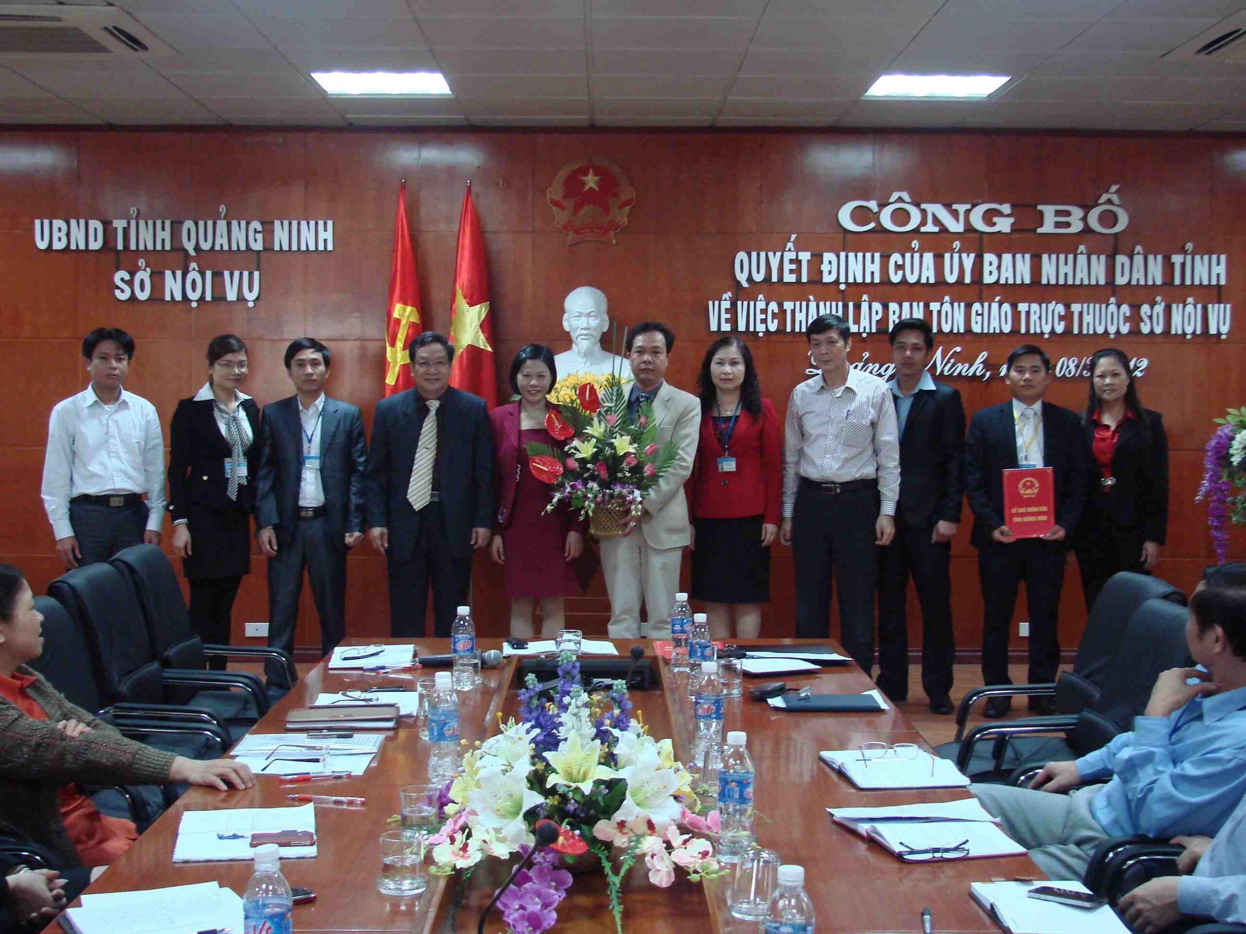 Tài liệu sở nội vụ Quảng Ninh 2020 - Lĩnh vực Hành chính tổng hợp