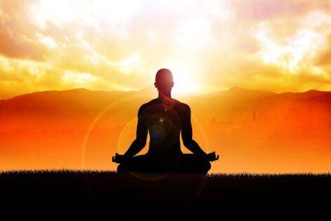 Thiền định giúp khơi gợi ý chí, sự sáng tạo trong con người, suy nghĩ và tư duy của bạn.