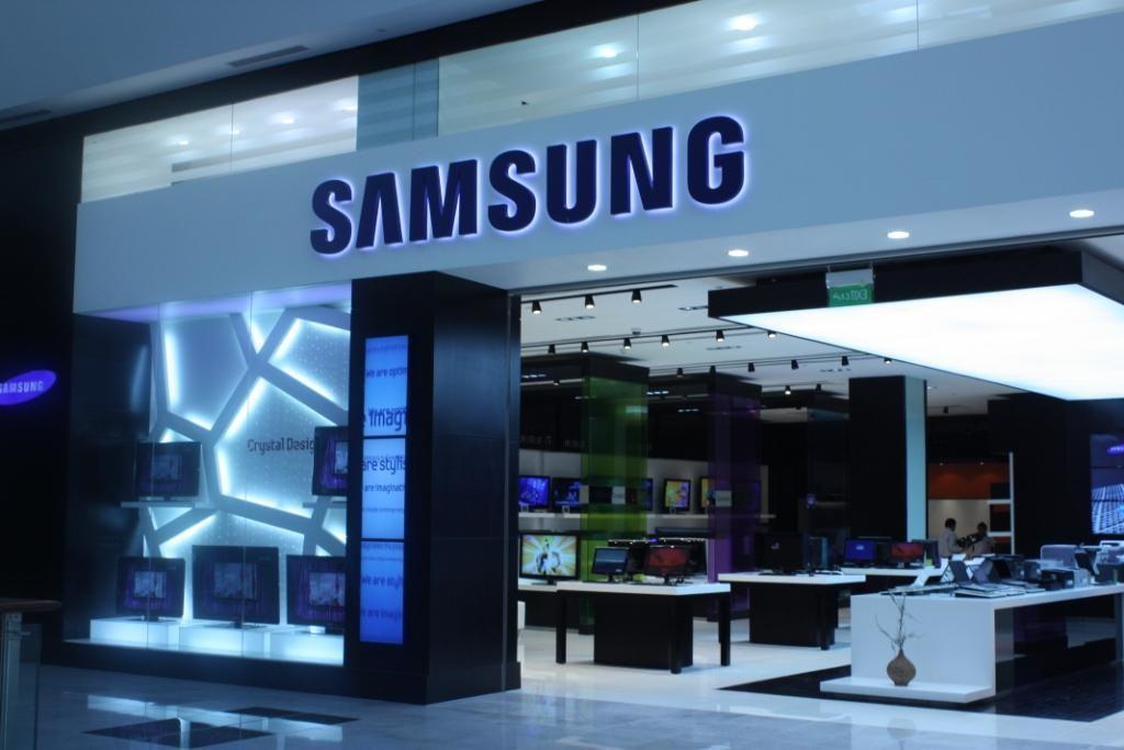 Chuẩn bị sẵn bài viết về Samsung, tự tin trình bày nó