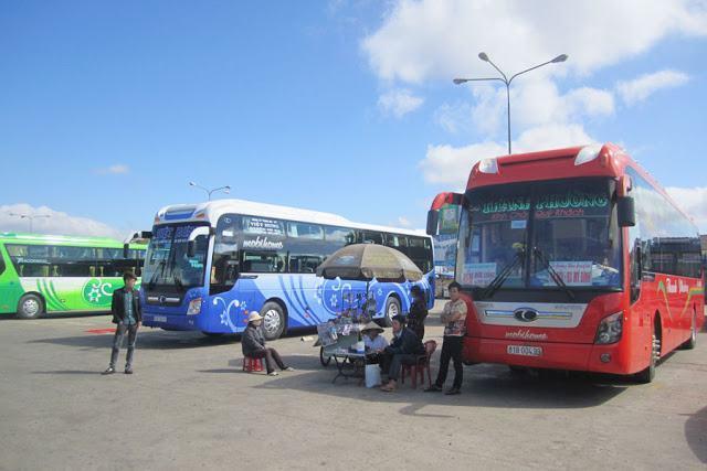 Các tuyến xe khách đi từ Hà Nội về Vĩnh Phúc,