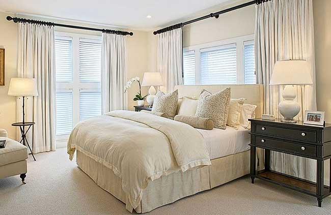 Rèm vai phòng ngủ chống sáng tốt nhất