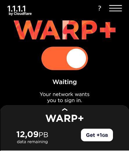 Share key 1.1.1.1 unlimited-Free: WARP+ 1,4 triệu Gb mới nhất 2021