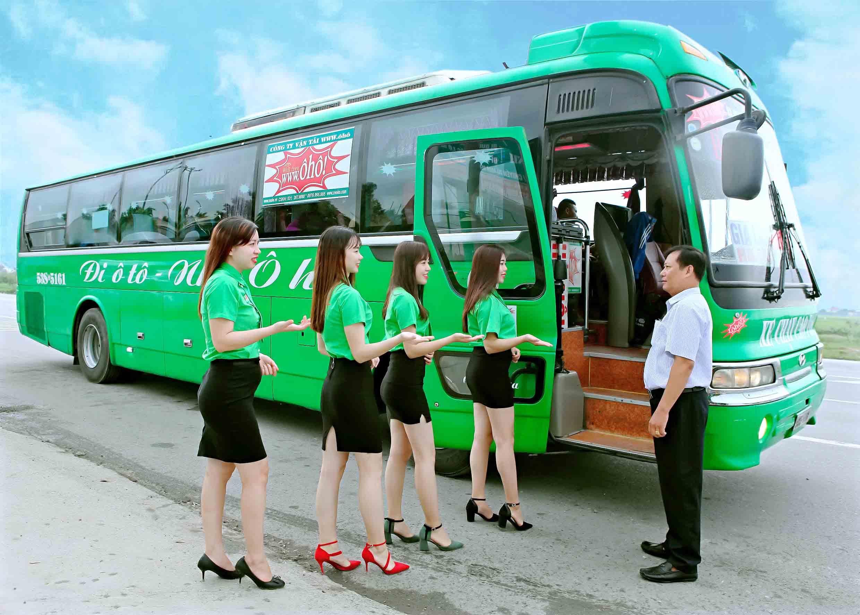 Tổng hợp xe khách Hải Phòng - bến xe Yên Nghĩa.