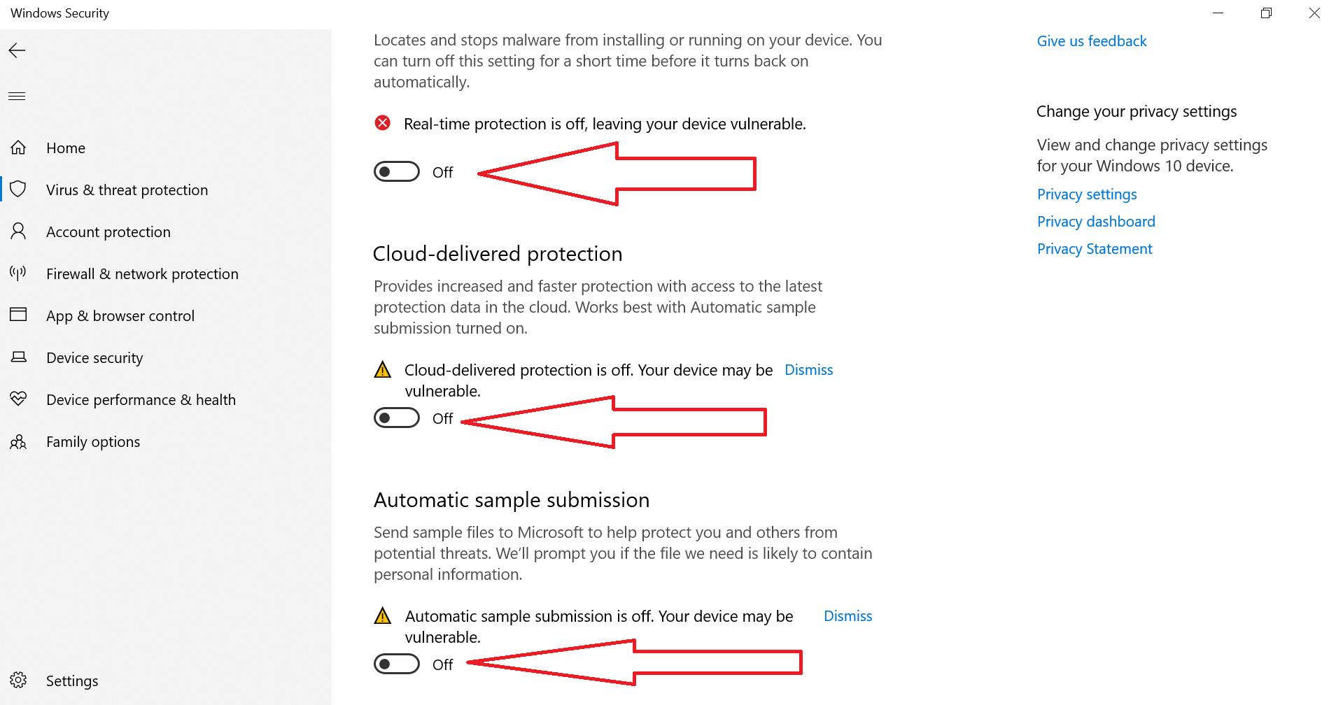 Hướng dẫn tắt Windows Defender trên Win 7, Win 10