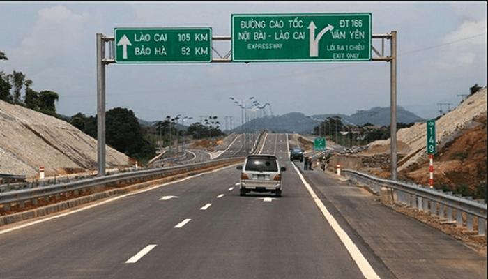 Tổng hợp xe khách chạy cao tốc Nội Bài - Lào Cai