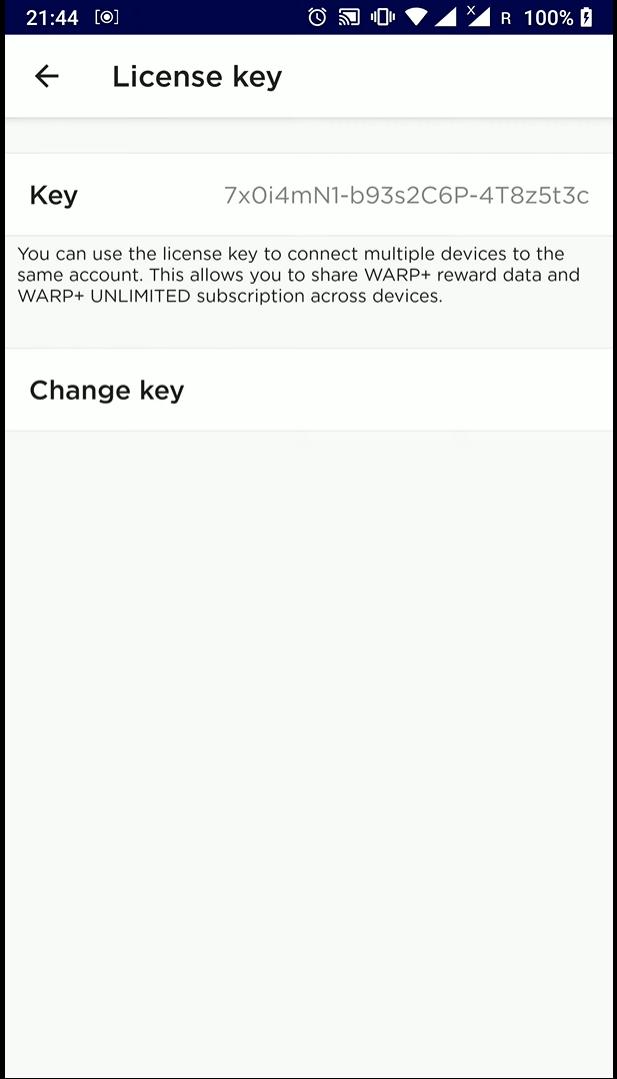 Hướng dẫn chuyển 12PB key 1.1.1.1 về tài khoản 1.1.1.1 cá nhân