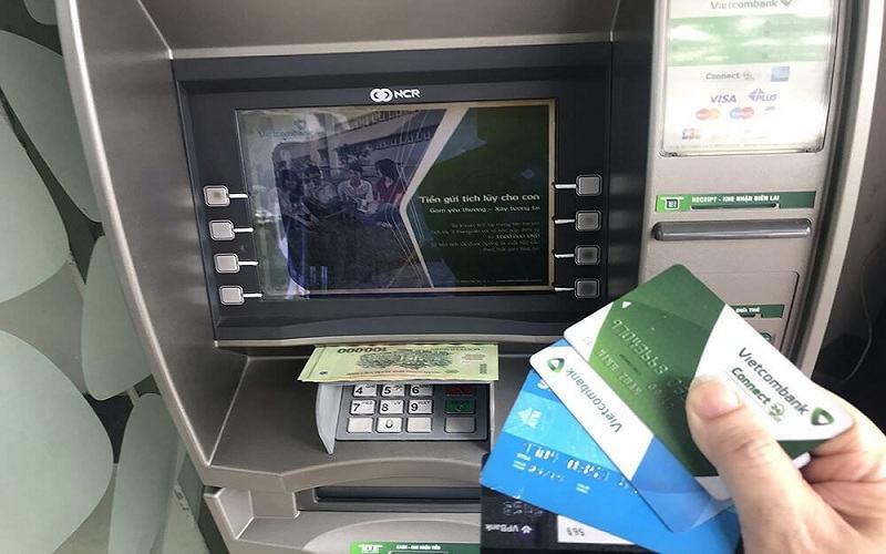 Nạp tiền qua ứng dụng Vietcombank