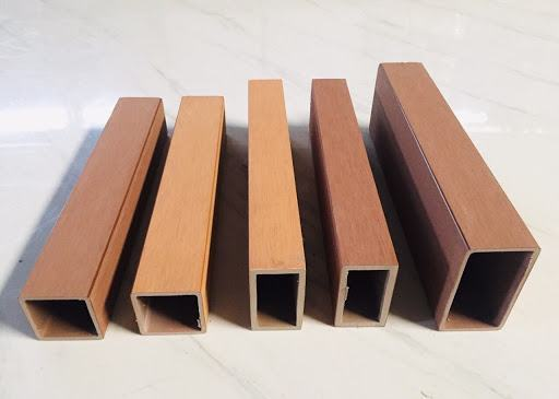 Thanh hộp gỗ nhựa Composite |