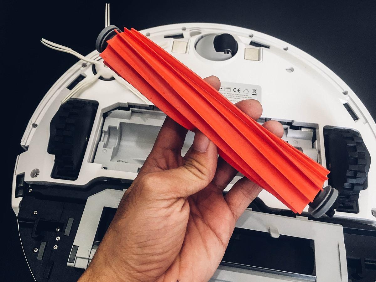 Review robot hút bụi lau nhà Roborock S7