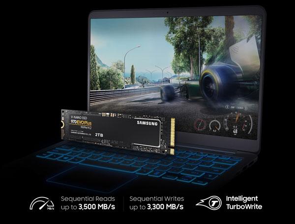 Review Ổ cứng SSD 250g Samsung 970 EVO Plus M2