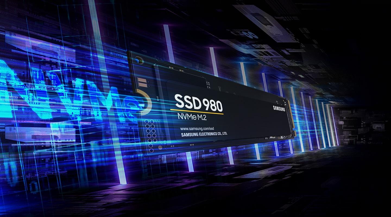 Ổ cứng SSD Samsung 980 PCIe 3.0 NVMe M.2