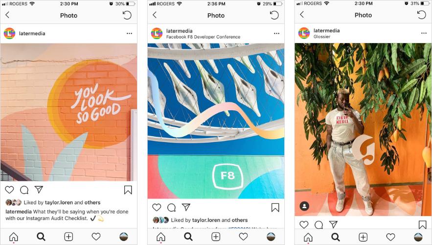 Cách đăng ảnh lên instagram không bị cắt, Cách chỉnh ảnh bằng filter trên Instagram
