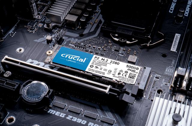 Ổ cứng SSD M.2 NVME PCIe tốt nhất cho Laptop