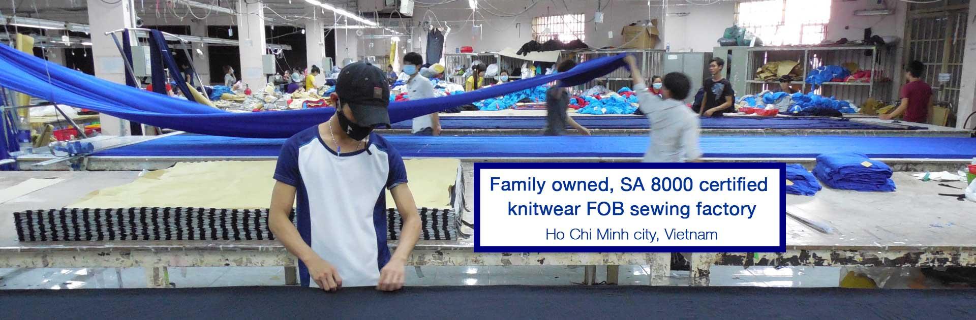Tiêu chuẩn WRAP: Trách nhiệm toàn cầu về sản xuất may mặc