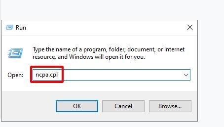 laptop không bật được wifi bước 1