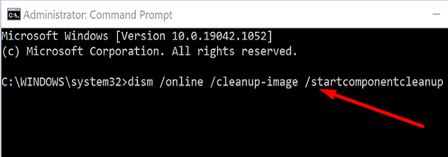 dism-start-component-cleanup