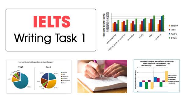 IELTS Writing Task 1 cần viết những gì