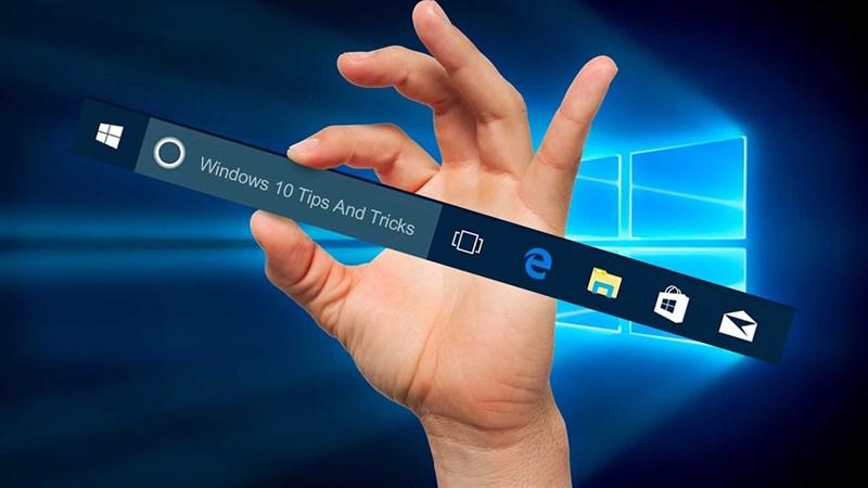 5 cách khắc phục lỗi Taskbar bị đơ trên Windows 10 cực kỳ hiệu quả