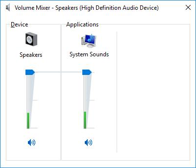 increase Sound volume