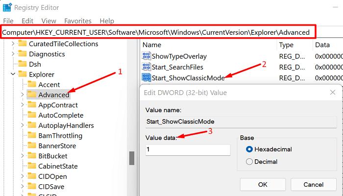 windows-11-enable-old-start-menu